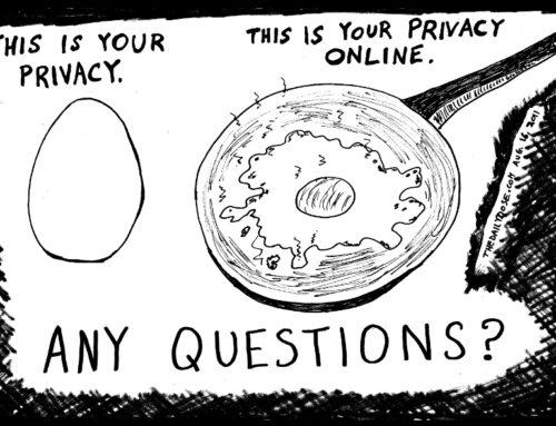 Le 5 domande che tutti dovrebbero prima di pubblicare immagini sui social